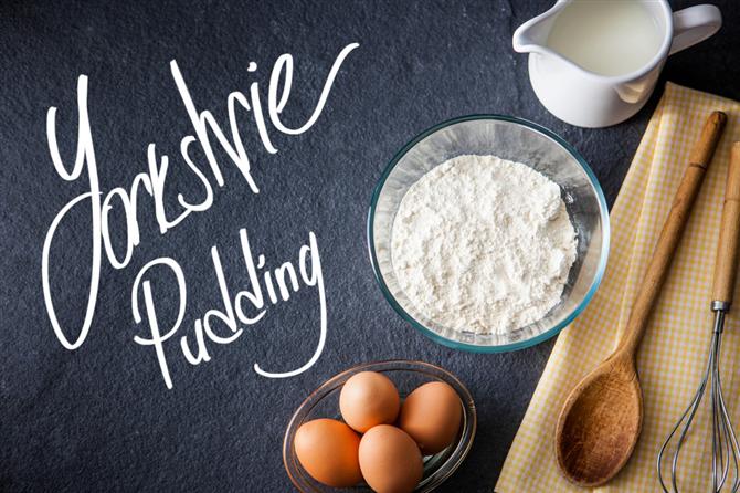 En İngiliz Pudding, Yorkshire!