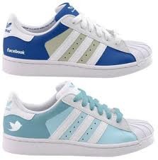 Facebook Ayakkabısı