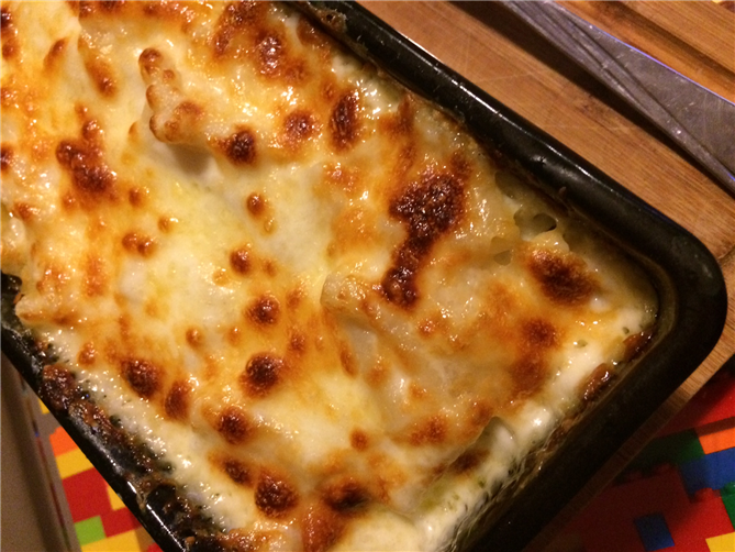 Fırında makarna değil, Mac and Cheese