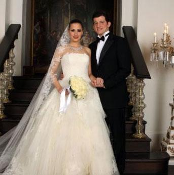 Kerem Kibar Nancy Kuyumcuyan düğünü