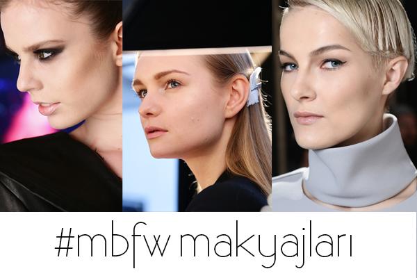 Mercedes Benz Fashion Week İstanbul Makyaj Dosyası