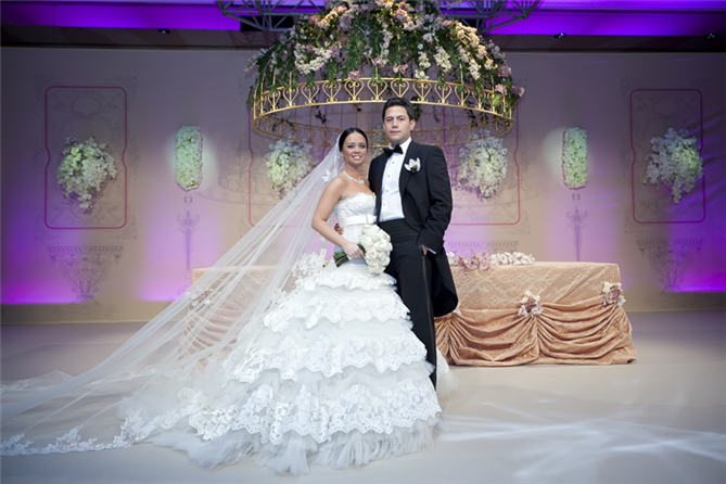 Merve Terim ve Ahmet Baran Çetin Düğün Töreni