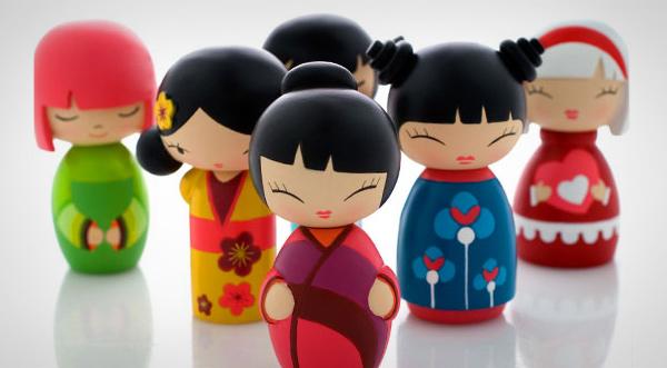 `Momiji Dolls` favori hediyeniz olabilir