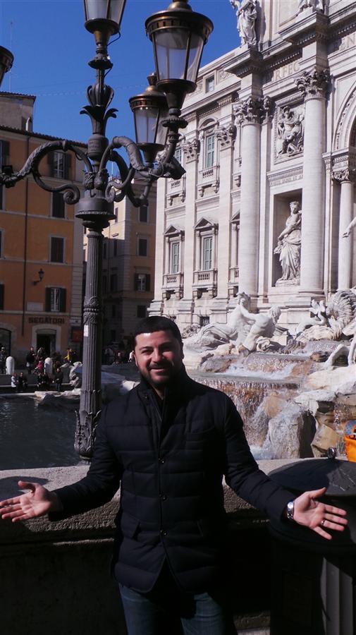 ROMA`DA ROMALILAR GİBİ OLMAK LAZIM