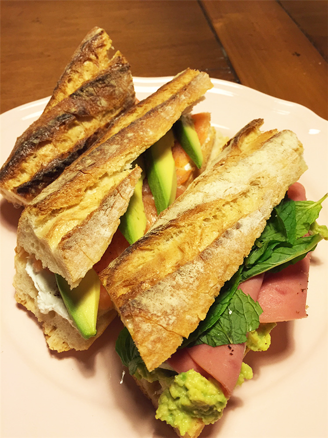 Sandviç 101