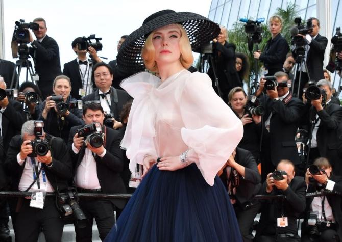 72. Cannes Film Festivali'nde Göz Kamaştıran Görünümler