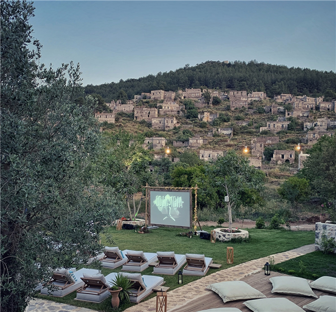 """British Film Institute'ün """"Yaz Filmleri Haftası"""" Hillside'da Gerçekleşti"""
