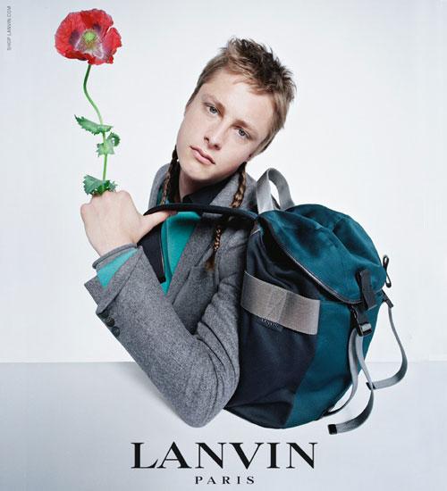Lanvin 2014 Sonbahar Kış Kampanyası