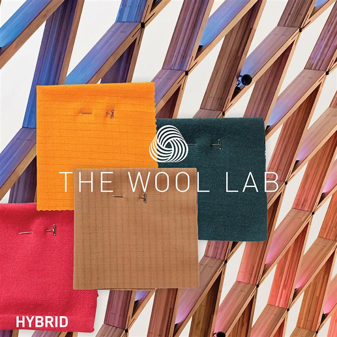 The Woolmark Company, Wool Lab Digital Platformunu Sunar