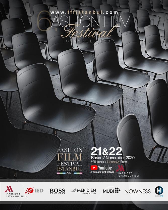 21-22 Kasım'da Fashion Film Festival Istanbul'un Altıncısı Düzenleniyor