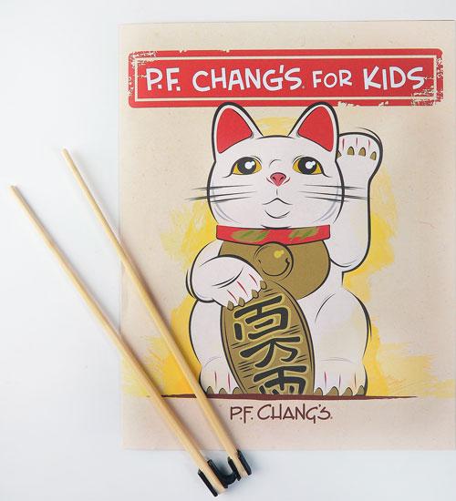 23 Nisan`da çocuğunuzla P.F Changs`e davetlisiniz