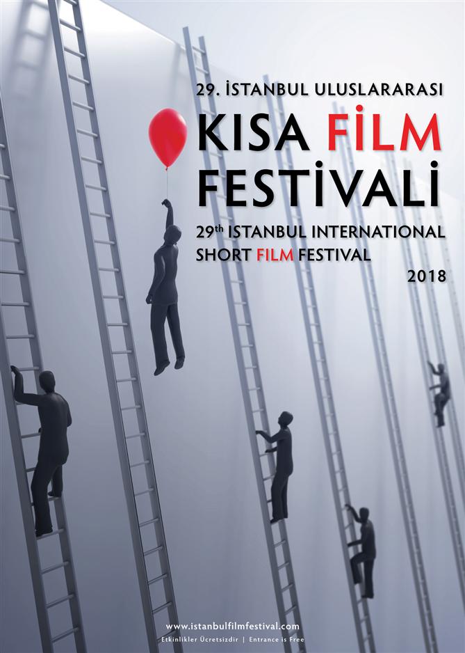29. İstanbul Uluslararası Kısa Film Festivali Aralık'ta Başlıyor