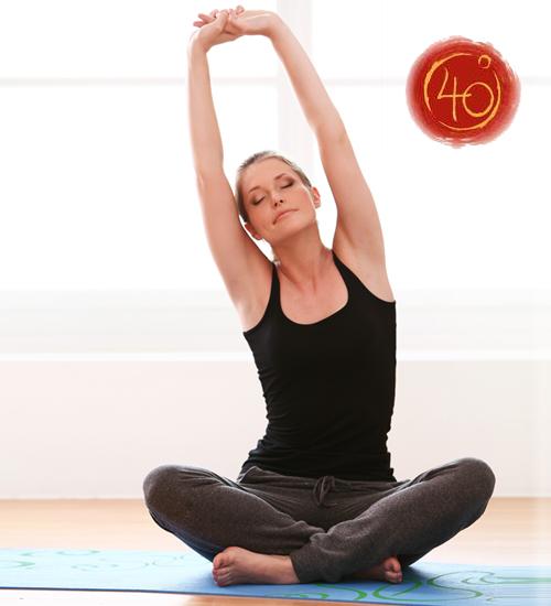 40 Derecede Yoga