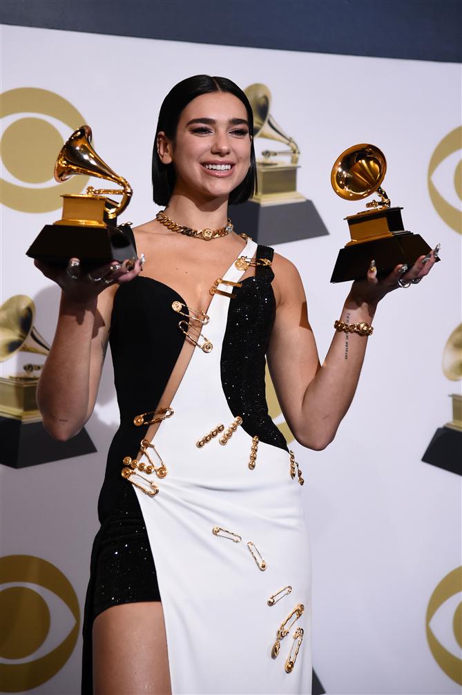 61. Grammy Ödülleri Kazananları