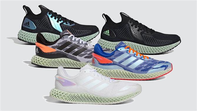 adidas Koşunun Geleceğini Yazıyor