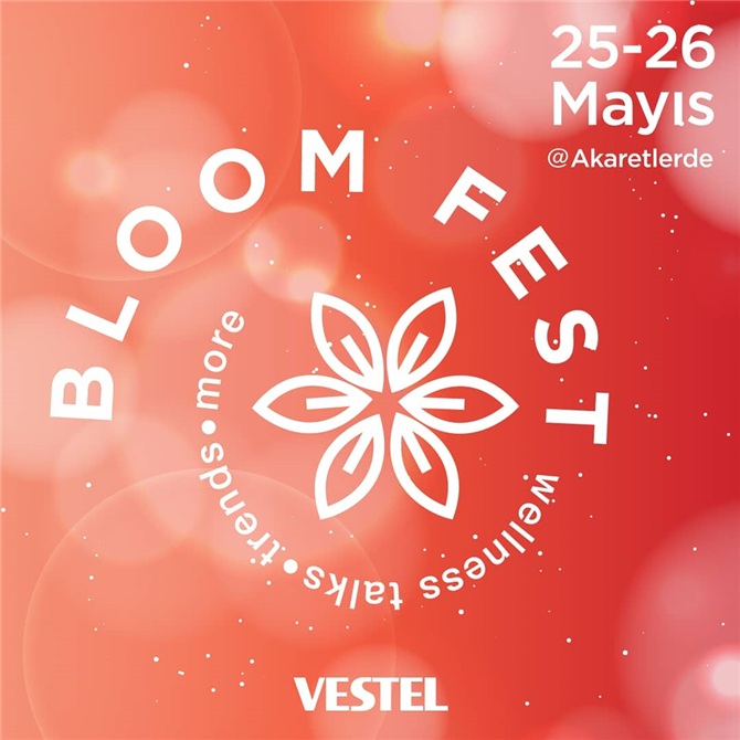 Akaretler'de Yepyeni Bir Wellness Etkinliği: BloomFest!