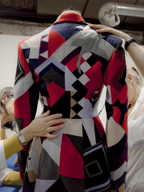 Alexander McQueen'in Yeni Projesiyle Kendi Patchwork'lerinizi Hazırlayın