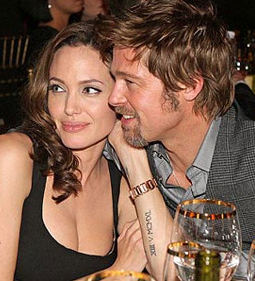 Angelina Jolie itiraf etti
