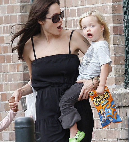 Angelina Jolie: Kızım Erkek Olmak İstiyor