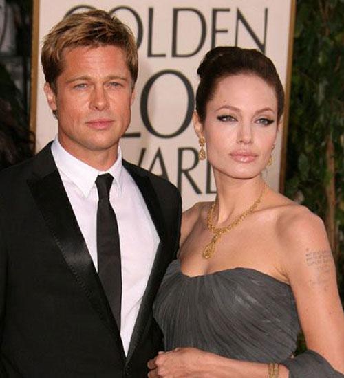 Angelina Jolie kriz geçirdi