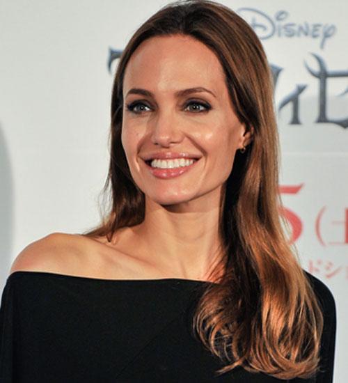 Angelina Jolie: Menopoza Girdiğimden Beri Mutluyum