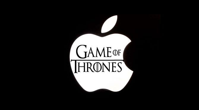 Apple'dan Game Of Thrones Emojisi