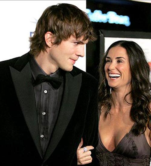 Ashton Kutcher cimri çıktı