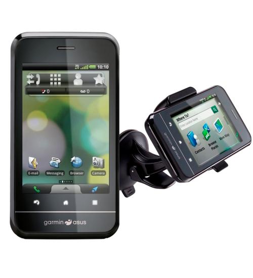 Asus A10 Navigasyonlu ilk telefon