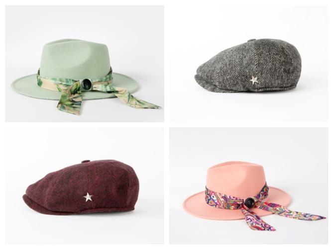 """Atilla Mutlu'dan """"Mira Sombrero"""" Şapka Koleksiyonu"""