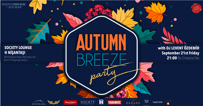 Autumn Breeze Party