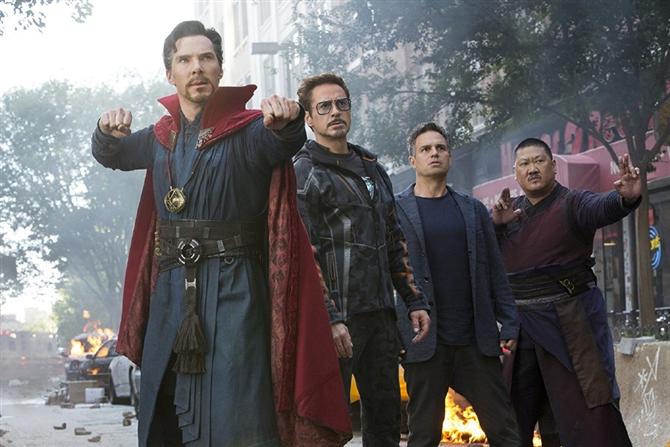 Avengers Endgame'den İlk Fragman Geldi!