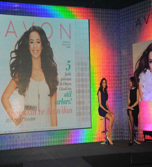 Avon Azra Akın ile yola devam ediyor