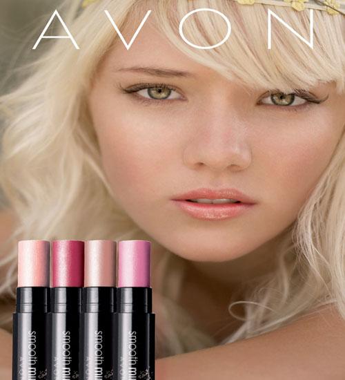 Avon renkli dudak balmı