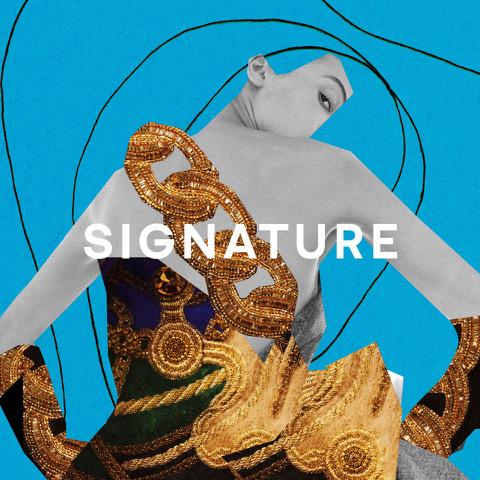 Balmain ve Apple Music Signature Servisini Başlatmak İçin Bir Araya Geldi