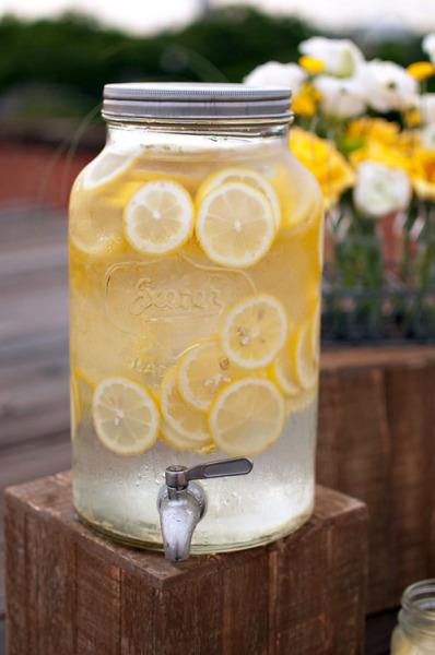 Bayram İçin Sağlıklı Limonata Tarifi