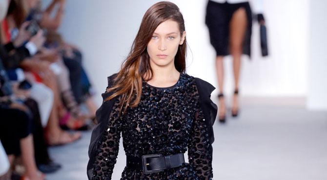 Bella Hadid Türk Modacıyı Tercih Etti