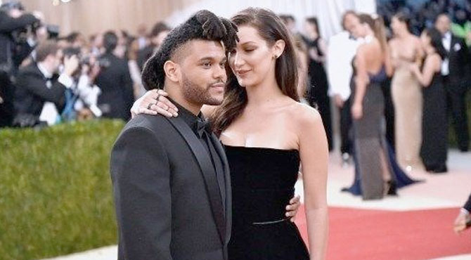 Bella Hadid ve The Weeknd Aşkı Kaldığı Yerden