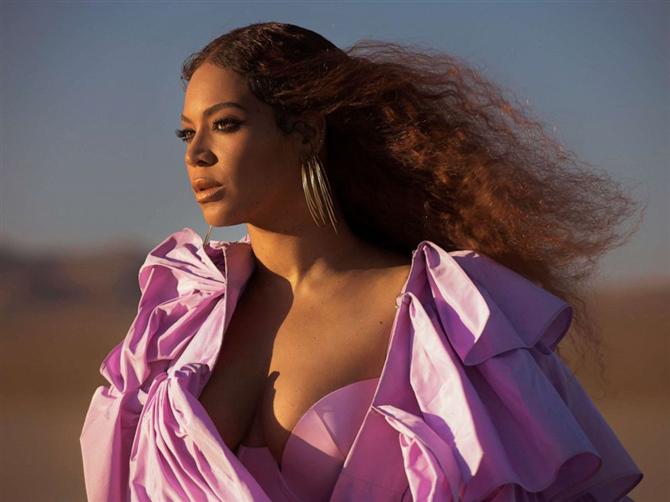 Beyonce The Lion King Soundtrack Parçası Spirit'e Klip Çekti