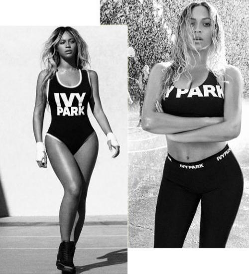 Beyonce`tan Ivy Park Koleksiyonu