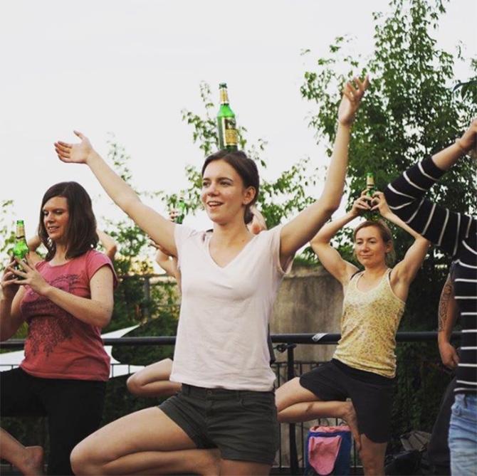 Bira Yoga Hakkında Bilmeniz Gerekenler
