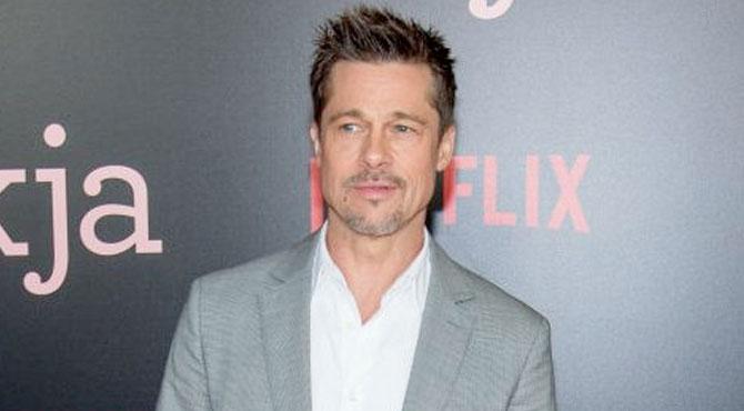 Brad Pitt'ten Yeni Film