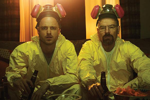 """""""Breaking Bad"""" Sinema Filmi Oluyor"""