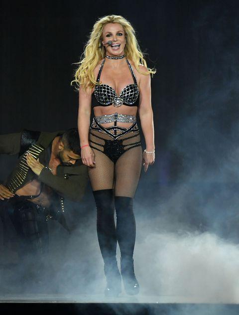Britney Spears Bir Daha Hiç Sahne Almayabilir!