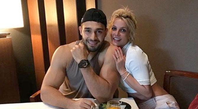 Britney Spears'tan Aşk Dolu Paylaşım