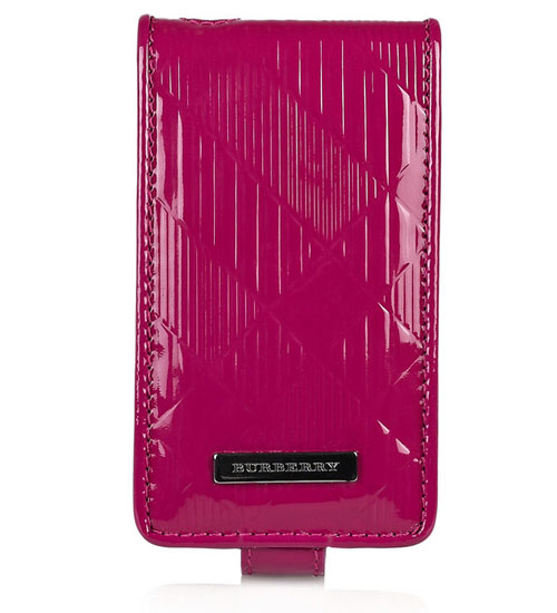 Burberry iPhone 4G kılıfı
