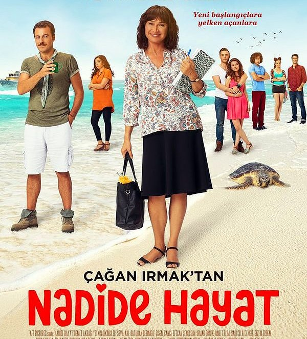 Çağan Irmak`ın Yeni Filmi Nadide Hayat`ın Fragmanı