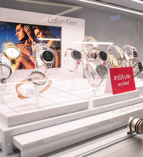 Calvin Klein & Instyle Etkinliği