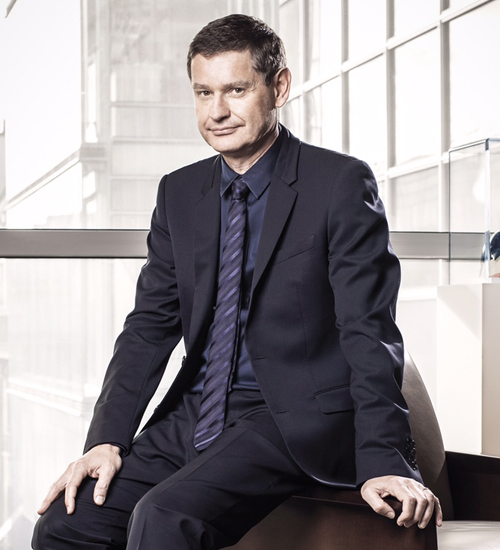 Cartier`nin Yeni CEO`su Cyrille Vigneron
