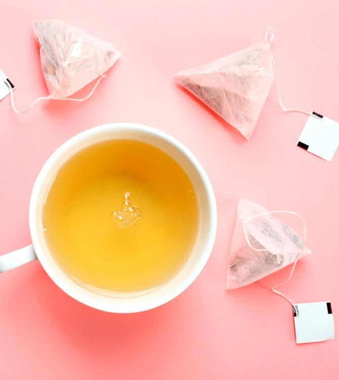 Çay Poşetlerinizi Atmamanız İçin 4 Neden