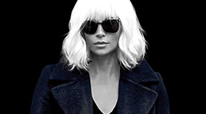 Charlize Theron'lu Atomic Blonde Yeni Fragman Yayınladı